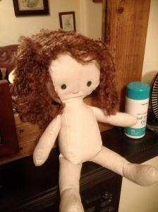 LL doll.